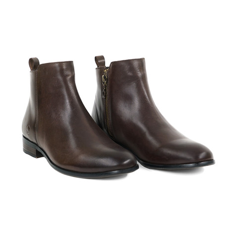 Leiva Boot // Brown (US: 6.5)