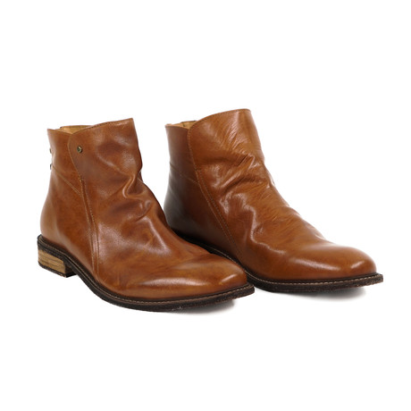 Pinot Boot // Cognac (US: 6.5)