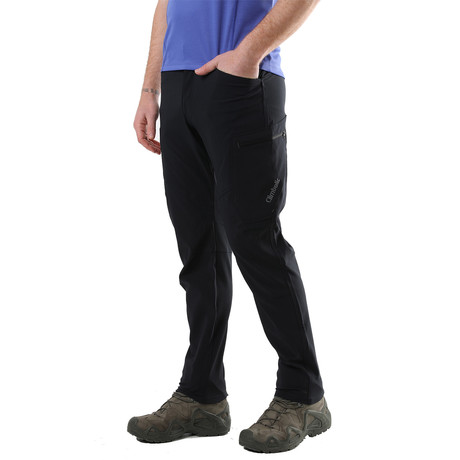 Yukon Pants // Black (XS)