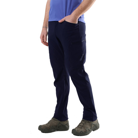 Yukon Pants // Navy Blue (XS)