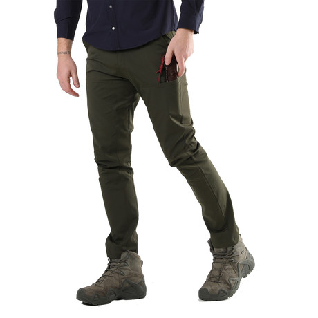 Yukon Pants // Olive Green (XS)