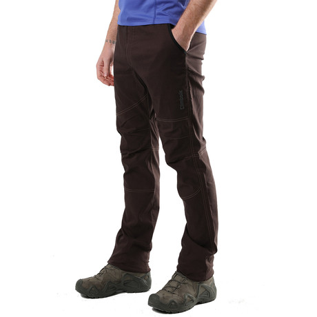 Yukon Pants // Brown (XS)