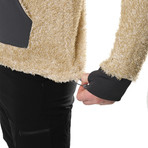 Shasta Sweatshirt // Bone (M)