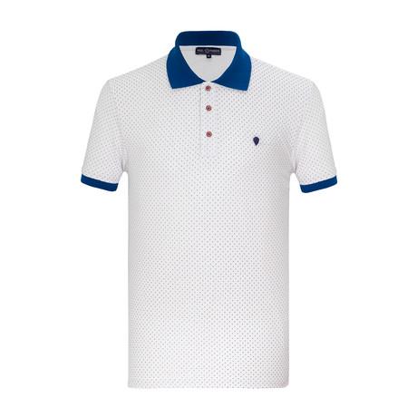 Ralph Short Sleeve Polo Shirt // White (S)