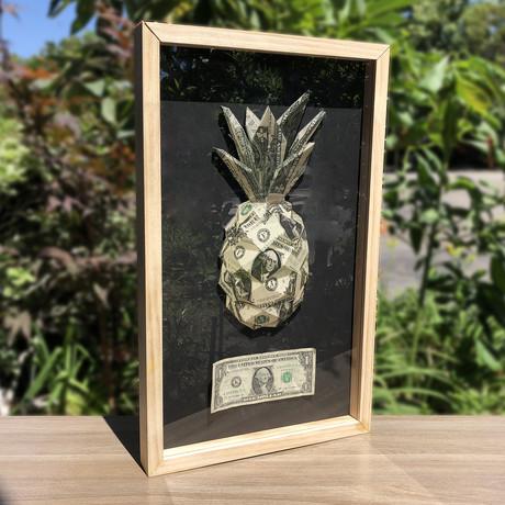Framed Print // Pineapple $1