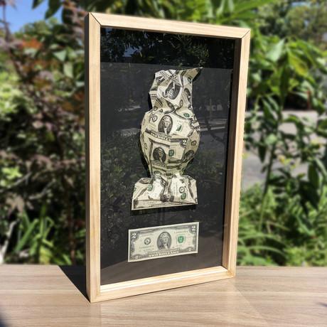 Framed Print // Owl $2