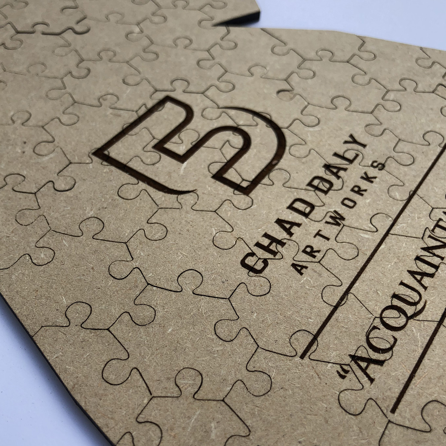 """Puzzle // """"Acqauintance"""" $1 - Chad Daly - Touch of Modern"""