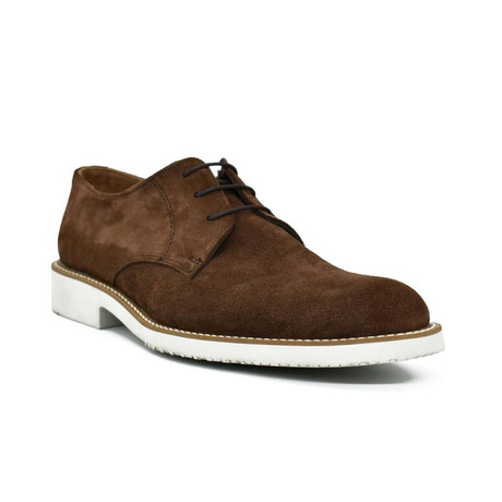 Dress Shoes // Brown Suede (Euro: 39)