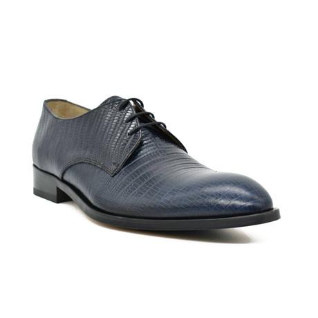 Bagli Dress Shoes // Dark Blue (Euro: 39)