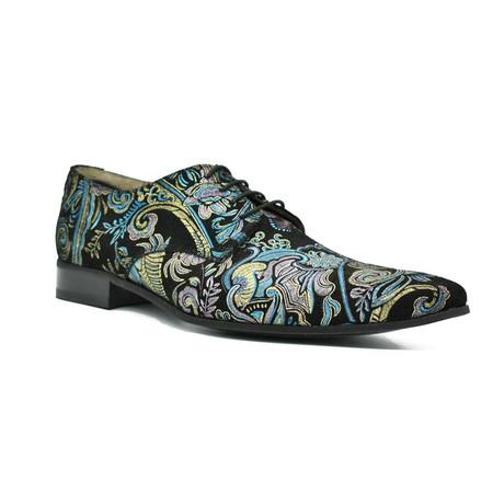 Dress Shoes // Blue Wrap (Euro: 39)