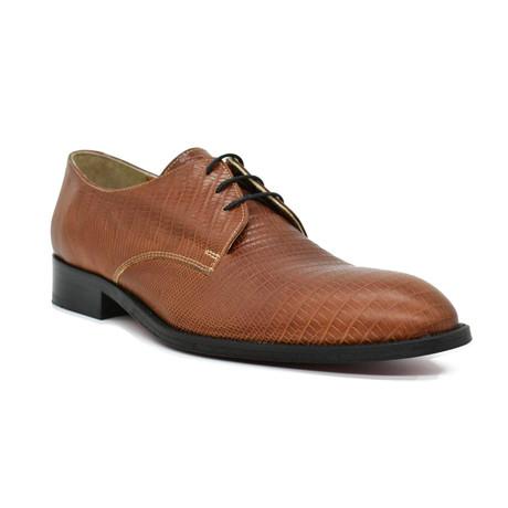 Bagli Dress Shoes // Cinnamon (Euro: 39)