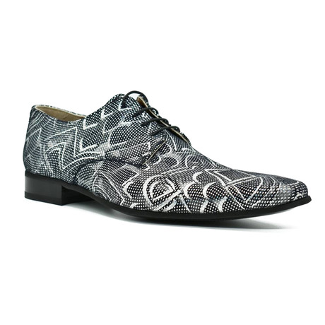 Dress Shoes // Silver (Euro: 38)