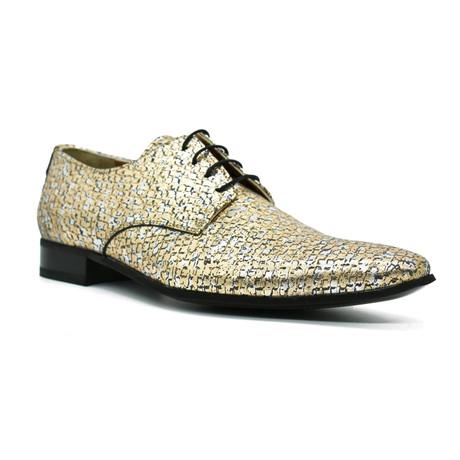 Dress Shoes // Light Shiny (Euro: 39)