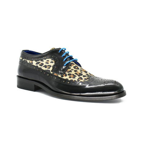 Dress Shoes // Leo Black (Euro: 39)