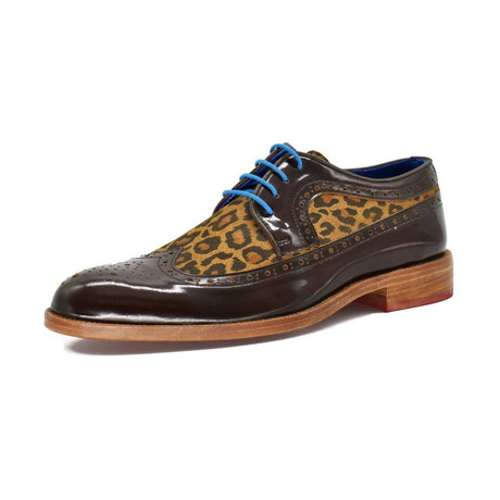 Dress Shoes // Leo Brown (Euro: 38)
