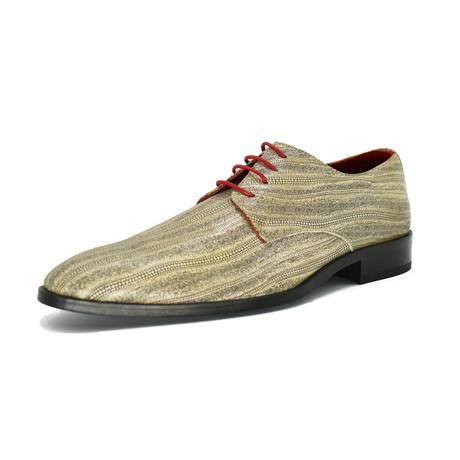 Dress Shoes // Beige (Euro: 39)
