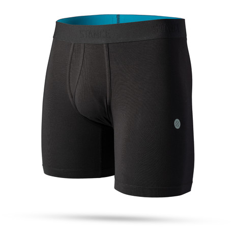 Regulation Boxer Brief // Black (S)