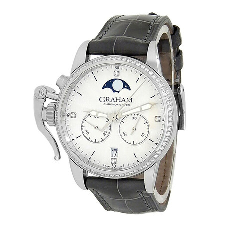 Graham Chronofighter Automatic // 2CXCS.S06A.C158S // Pre-Owned