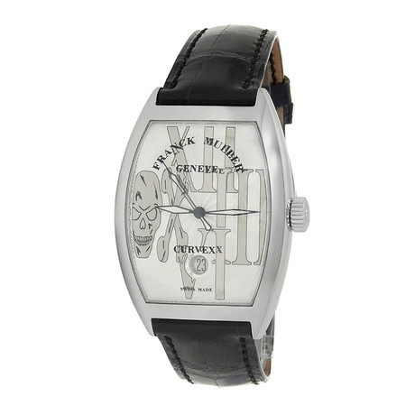 Franck Muller Cintree Curvex Automatic // 7880 SC DT GOTH REL // New