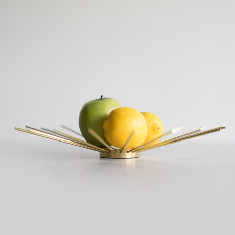 Spoke Fruit Bowl