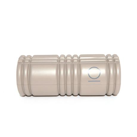 My Massage Foam Short Roller Short // Sand