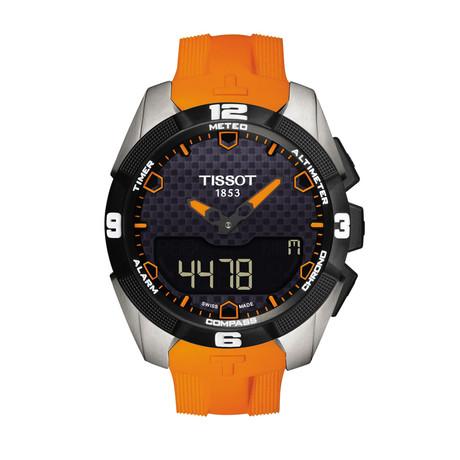 Tissot T-Touch Expert Solar Quartz // T0914204705101