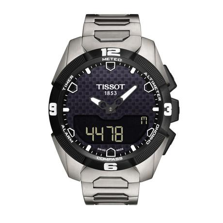 Tissot T-Touch Expert Solar Quartz // T0914204405100
