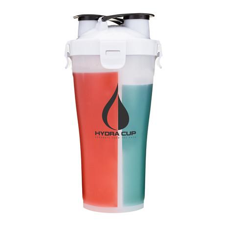 Everest White // Dual Shaker // 36 oz. // Set of 2