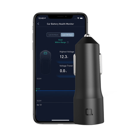 nonda Smart Car Charger Lite