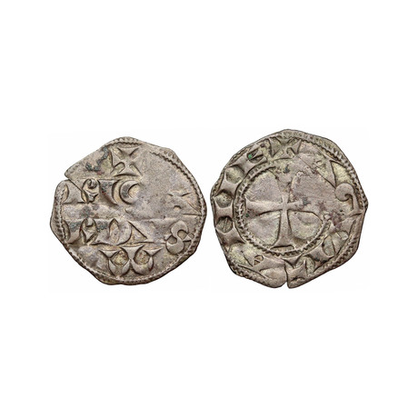 Richard The Lionheart // Crusader Coin