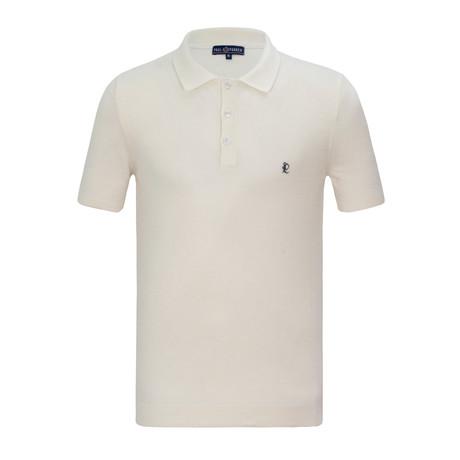 Sepp Short Sleeve Polo Shirt // White (S)