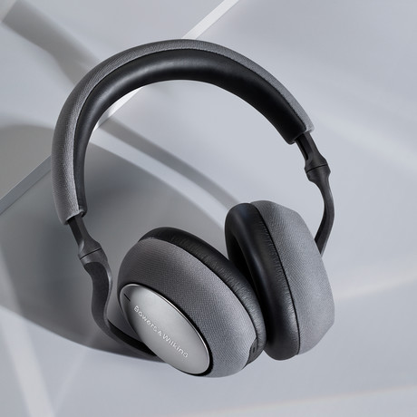 PX7 Wireless Over-Ear Noise Canceling Headphones (Silver)