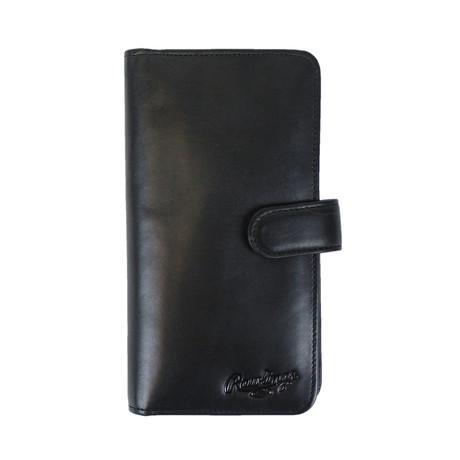 Magnetic Phone Case + Tab // Black