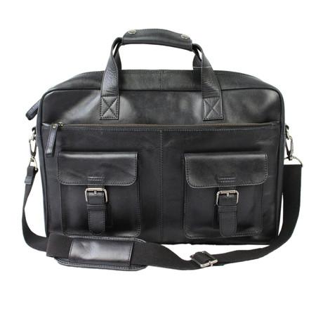 Frankie's Briefcase // Black