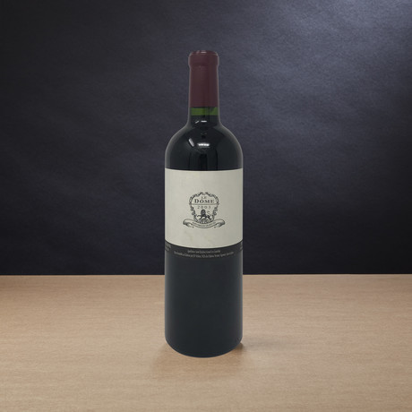 95 Point Le Dôme Saint-Emilion Grand Cru // Single Bottle