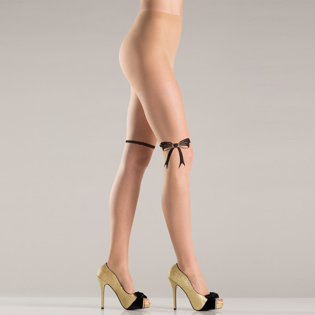 Present Pantyhose // Nude // Two Pieces