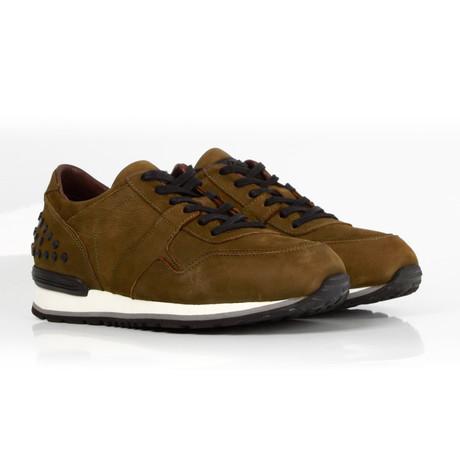 Byron Sneakers // Green (Euro: 40)