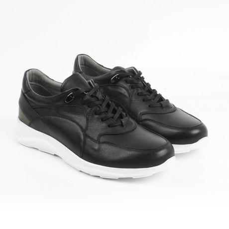 Ace Sneakers // Black (Euro: 40)