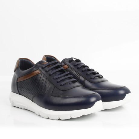 Dante Sneakers // Dark Blue (Euro: 40)