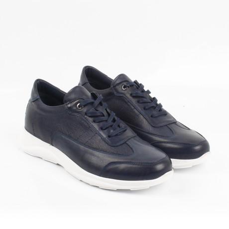 Charlie Sneakers // Dark Blue (Euro: 40)