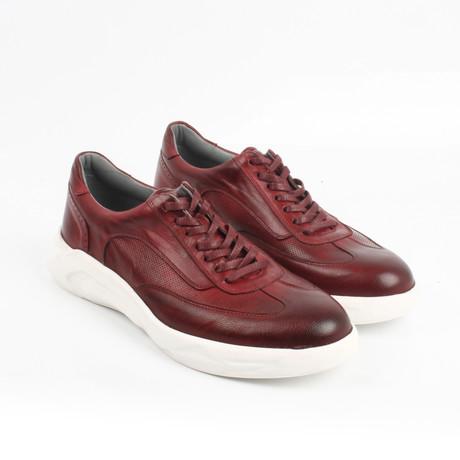 Walker Sneakers // Bordeaux (Euro: 40)