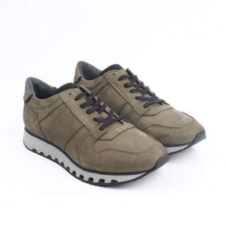 Sterling Sneakers // Green (Euro: 40)