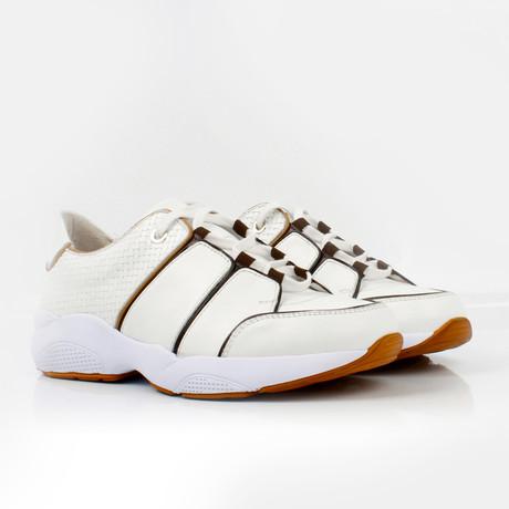 Judge Sneakers // White (Euro: 40)