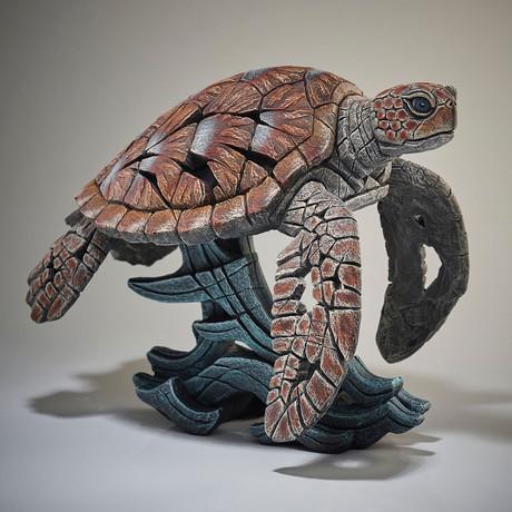 Sea Turtle Figure