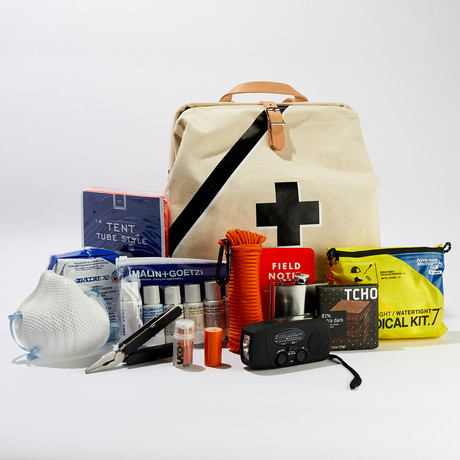 Prepster Backpack // 1-Person Emergency Kit