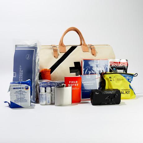Prepster // 2-Person Emergency Kit