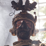 TR1 Tactical Resporator 1 // Face Mask + 5 Filters