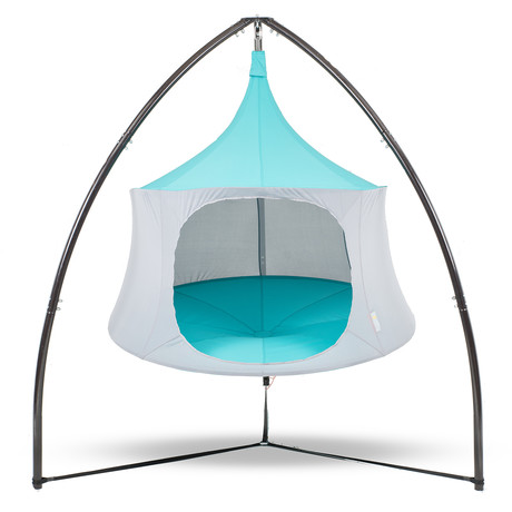 TreePod Cabana Complete Package // Aquamarine (Without Stand)