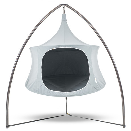 TreePod Lounger Complete Package // Graphite (Without Stand)