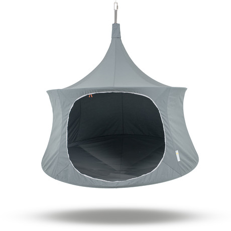TreePod Lounger Complete Package // Graphite (With Stand)